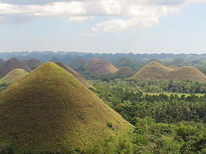 chocolate Hills, Philippines