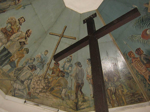 Magellan's cross, Phillipenes