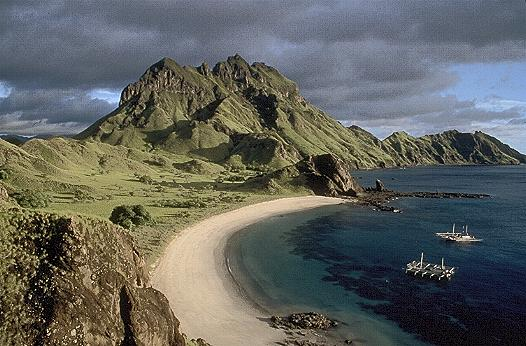 Island of Komodo, Indonesia