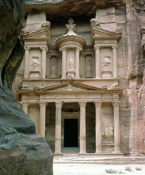 Petra ,Jordan