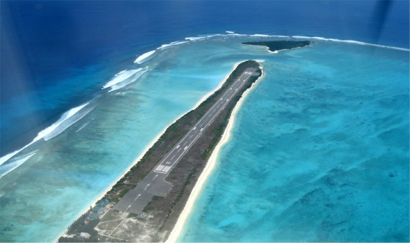 Lakshadweep Airfield - India