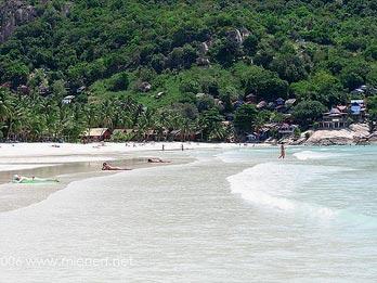 Haad Rin Beach, Thailand