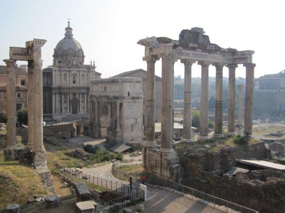 The Roman Forum, Roma