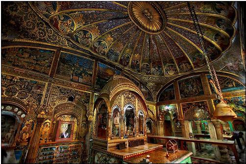 Sri Digambar Jain Lal Mandir - Delhi, India