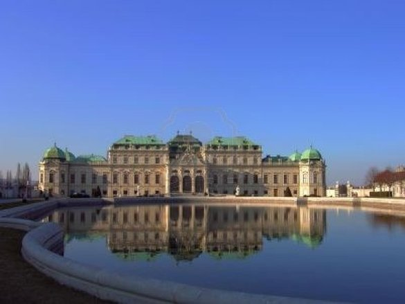 Upper Belvedere, Vienna, Austria